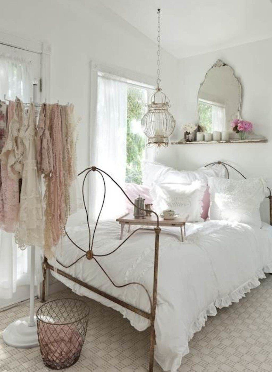 Shabby Chic Young Adult Schlafzimmer